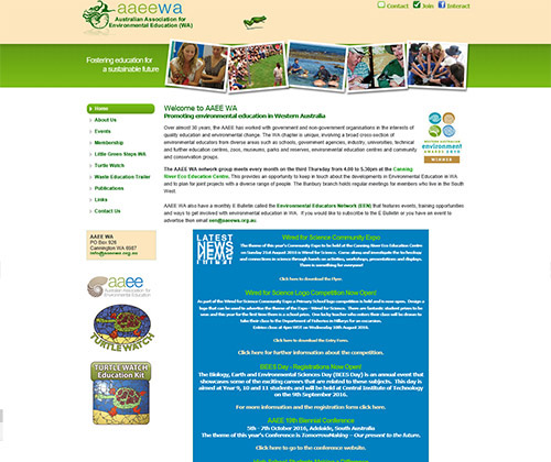 Australian Association of Environmental Education WA