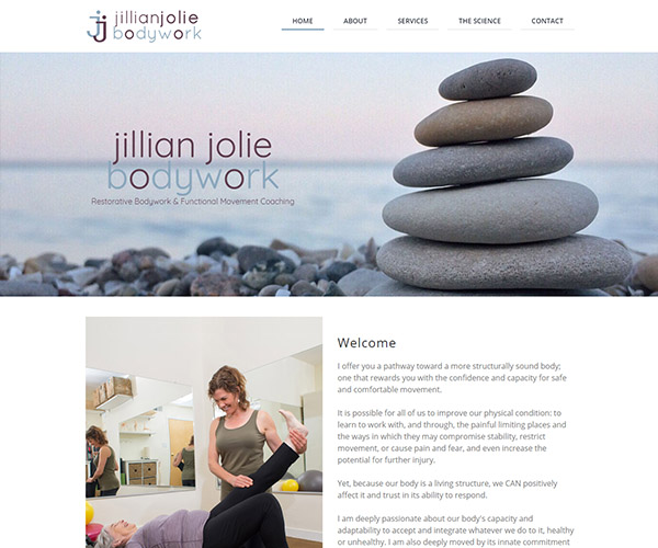 Jillian Jolie Bodywork