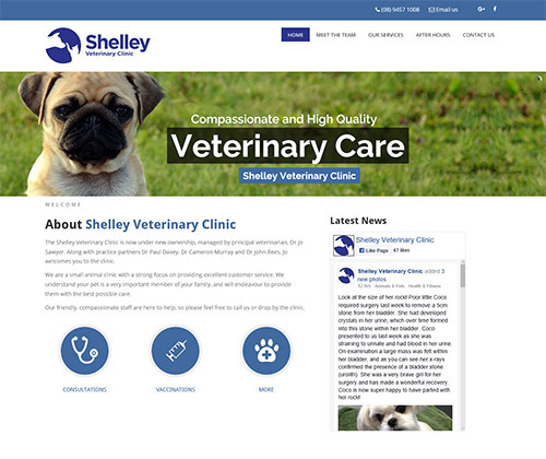 Shelley Veterinary Clinic