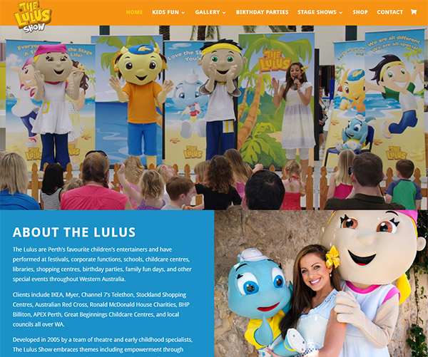 Childrens Entertainers Perth
